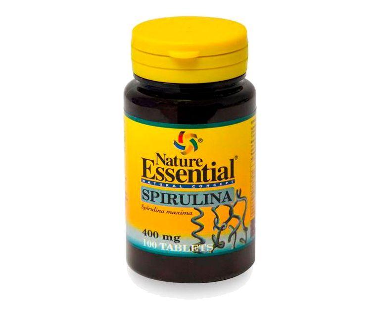 Espirulina comprimidos Nature Essential
