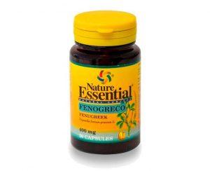 Fenogreco cápsulas Nature Essential