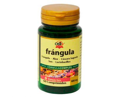 Frángula Complex comprimidos Obire