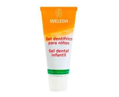 Gel dentífrico Niños Weleda
