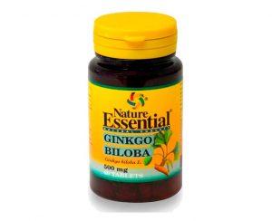 Ginkgo Biloba comprimidos Nature Essential