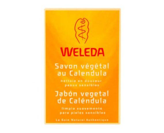 Jabón vegetal Caléndula Weleda
