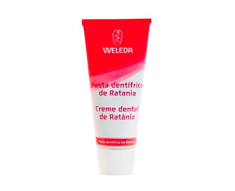 Pasta dentífrica Ratania Weleda