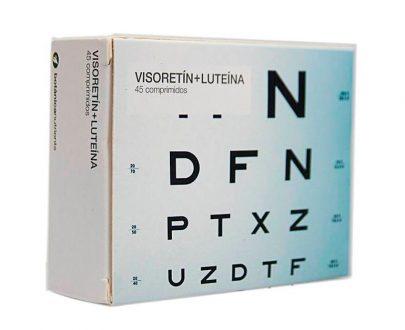 VisoRetin con Luteína Comprimidos Bensana