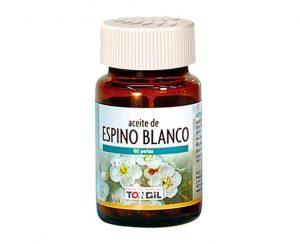 Aceite de Espino Blanco perlas Tongil