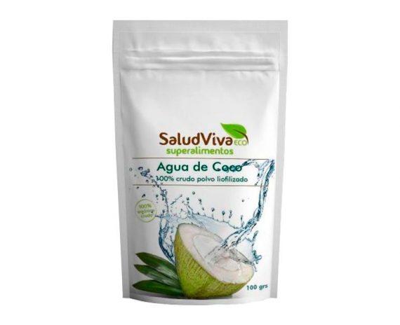 Agua de Coco superalimentos Salud Viva