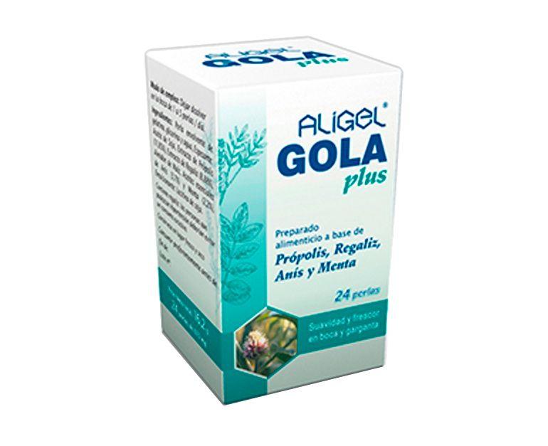 Aligel Gola Plus perlas