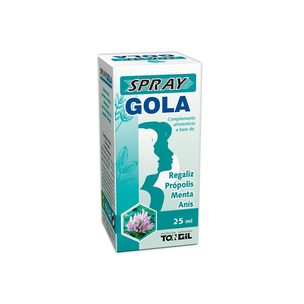 Aligel Gola Spray