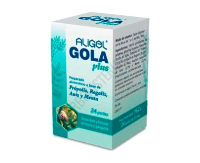Aligel Gola Spray