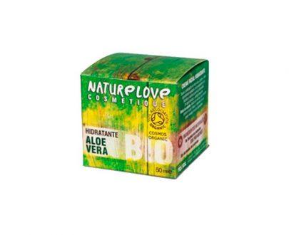 Aloe Vera Crema Facial Hidratante Naturelove
