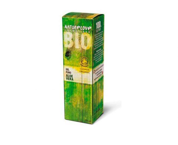 Aloe Vera 100% gel puro Naturelove