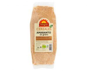 Amaranto en grano bio Biográ