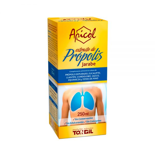 Apicol Extracto de Própolis Tongil