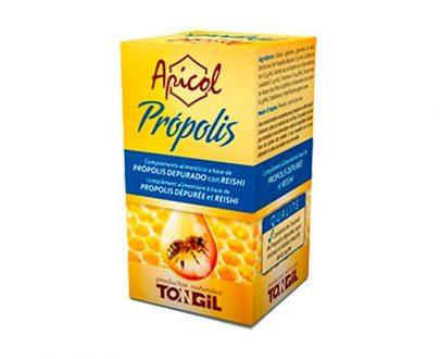 Apicol Própolis perlas Tongil