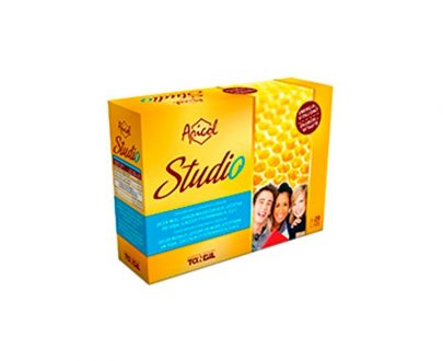 Apicol Studio viales Tongil