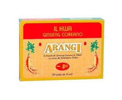 Arangi viales Tongil