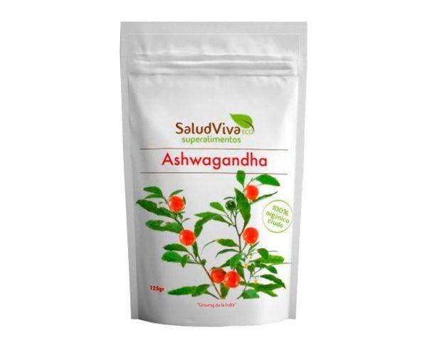 Ashwagandha en polvo eco Salud Viva