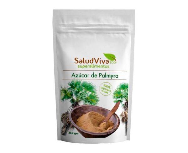Azúcar de Palmyra Ayurveda superalimentos Salud Viva