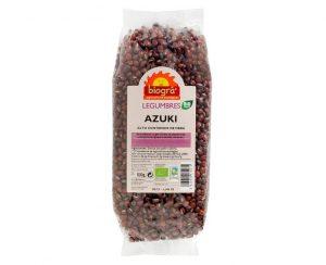 Azuki legumbres bio Biográ