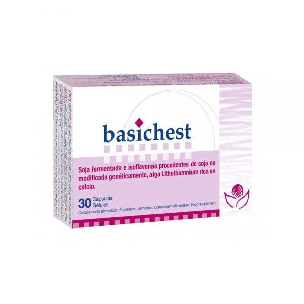 Basichest cápsulas Bioserum