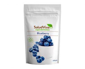 Blueberry en polvo superalimentos Salud Viva