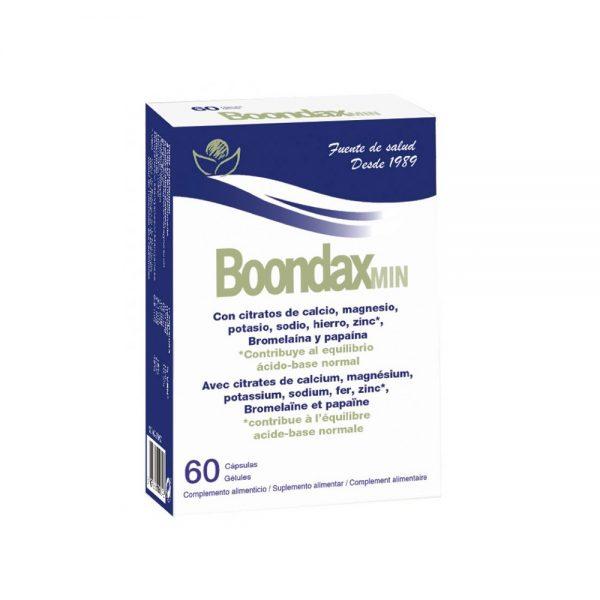 Boondax Min cápsulas Bioserum
