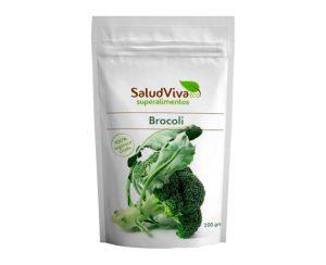 Brocoli en polvo superalimentos Salud Viva