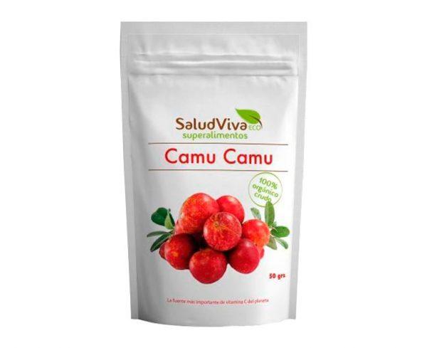 Camu Camu en polvo eco superalimentos Salud Viva
