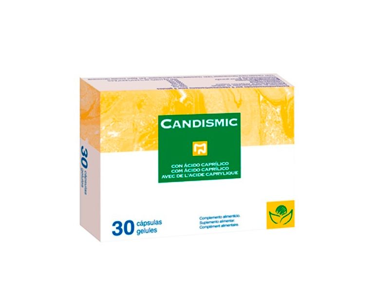 Candismic plus cápsulas