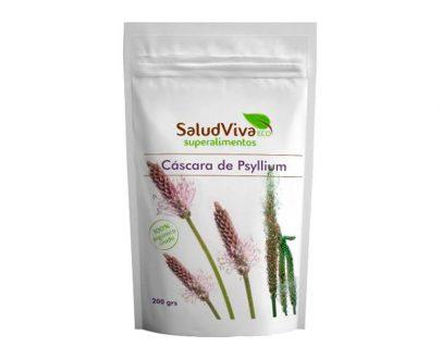 Cáscara de Psyllium superalimentos Salud Viva