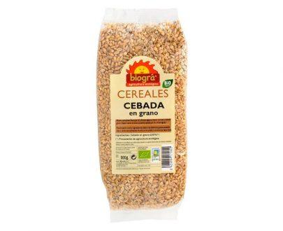 Cebada en grano bio Biográ