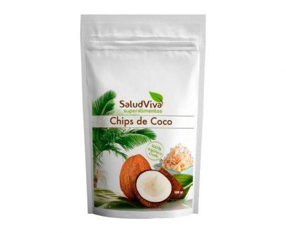 Chips de Coco superalimentos Salud Viva
