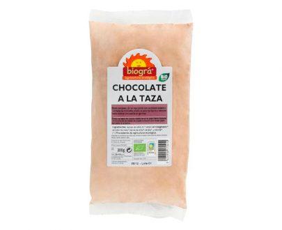 Chocolate a la taza bio Biográ