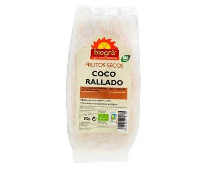 Coco rallado bio Biográ