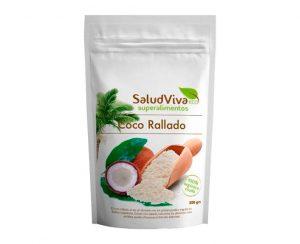 Coco Rallado eco superalimentos Salud Viva