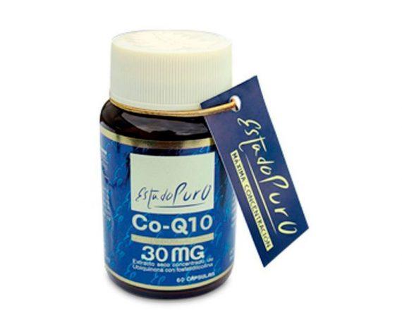 Coenzima Q10 30 mg cápsulas Tongil