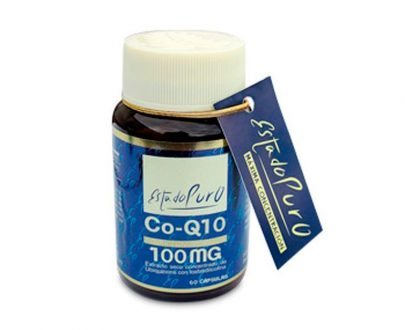 Coenzima Q10 100 mg cápsulas Tongil