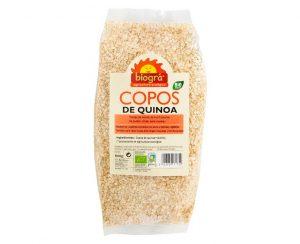 Copos de Quinoa bio Biográ