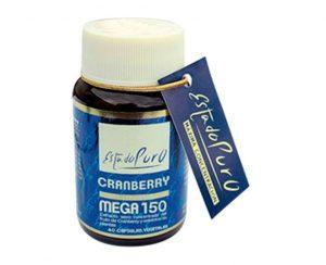 Cranberry Mega 150 cápsulas Tongil