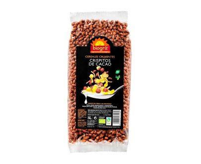 Crispitos de Cacao bio Biográ