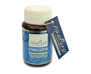 Cúrcuma 10.000 mg cápsulas Tongil