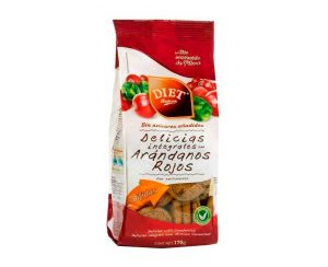 Delicias arándanos sin azúcar Diet Radisson