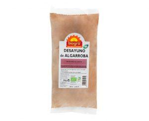 Desayuno de Algarroba bio Biográ