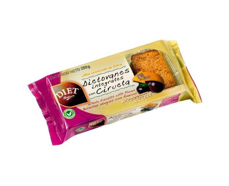 Tortitas arroz chocolate negro y coco sin gluten Diet Radisson