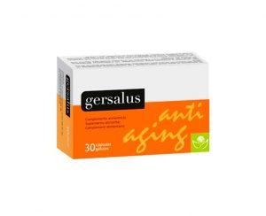 Gersalus antiaging cápsulas Bioserum
