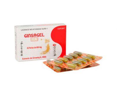 Ginsagel Gold perlas Tongil