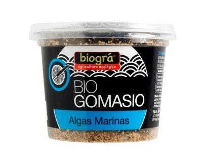 Gomasio con Algas envase plástico bio Biográ