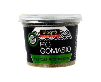 Gomasio Hierbas Aromáticas plástico bio Biográ