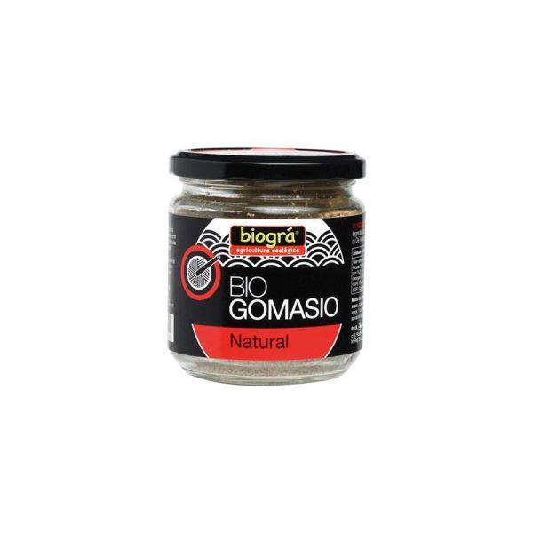 Gomasio Natural envase cristal bio Biográ