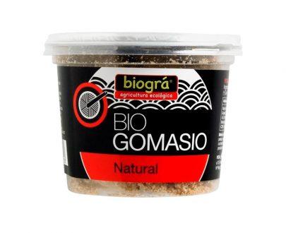 Gomasio Natural envase plástico bio Biográ